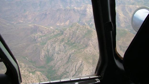 La Sierra desde lo alto